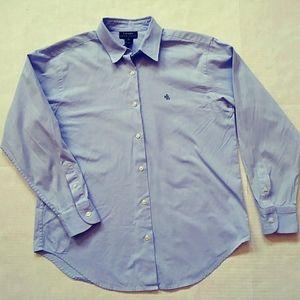 Lauren by Ralph Lauren button down shirt